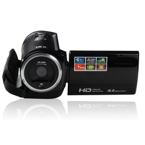 2016 new DV Cam HD Video camera Camcorder HD 720P 16MP DVR 2.7'' TFT LCD Screen 16x ZOOM Digital Camcorder