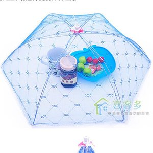 Wholesale Lace Food Cover Hexagon Activity Folding Home Kitchen Accessories Tool High Quality Easy Storage Hot Sell jm F R