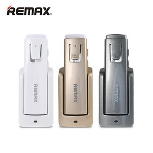 Wholesale Remax RB T6 Long Standby Wireless Bluetooth Headset Music Headphone Car Driver Handsfree Earphone With Intelligent Charging Base