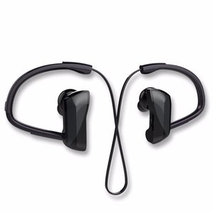 Wholesale U12 Bluetooth Headset V4 Earphone IPX7 Waterproof with Noise Cancellation Sport Wireless Headphone with Microphone