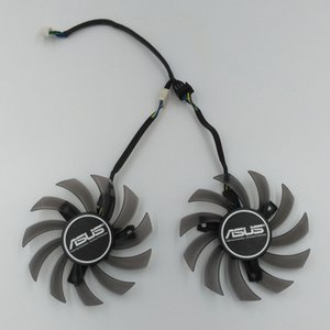 Wholesale New Original Firstdo Brushless FD7010H12S V A VGA Card Cooling Fan for ASUS Sapphire TI GTX660 HD7870 Etc