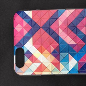 Wholesale Cool style fashion transparent custom design UV printing PC made iphone s cell phone cover case