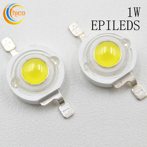 Wholesale High Power led light LED Beads W LED Lamp LED Chip Emitting Diode EPILEDS Chip White Warm White Red Blue Purple Green