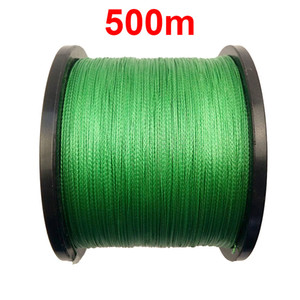 Wholesale super braid for sale - Group buy 1PC m Yards PE Braided Fishing Line Green Strands Braid Multifilament Super Strong Fishing Lines LB LB