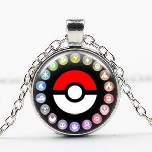 Wholesale Jewelry Necklace styles choose fashion Anime design Pendants best friend gift accessories