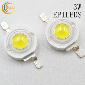 Wholesale High Power led bead W LED Lamp LED Chip Emitting Diode EPILEDS Chip White Warm White Red Blue Purple Green