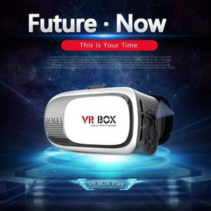 Wholesale 3D VR Box nd Virtual Reality Glasses Cardboard Movie Game for Smartphone inch inch New