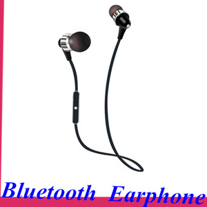 Wholesale The New S9 Binaural Headset Sport Bluetooth Stereo Music Through Headphones Earbud Factory Outlet For iPhone Samsung LG