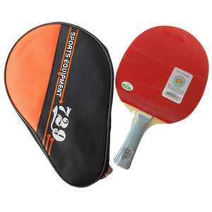 Wholesale table tennis friendship 729 for sale - Group buy RITC Friendship Pips In Table Tennis Racket with Case for PingPong