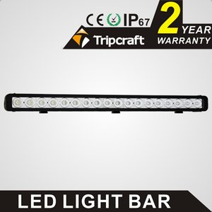 Wholesale Car driving lamp w led light bar inch far near lamp w work light led bar for SUV WD X4 Boating Hunting
