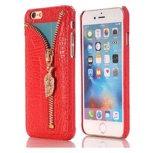 Wholesale New V ERUS Case For iphone Luxury PU Leather Case Diamond Zipper Pendant Case Bling Bling Case For Iphone DHL Free SCA195