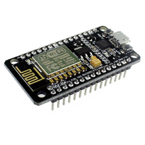 Wholesale Freeshipping Wireless Module NodeMcu Lua WIFI Internet of Things Development Board Based ESP8266 with Antenna USB Port Node MCU