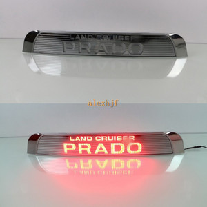 Wholesale July King LED Spare Tire Additional Brake Warning Lights Case for Toyota Land Cruise Prado 2700 2010~16, Brake Lights+ Night Running Lights