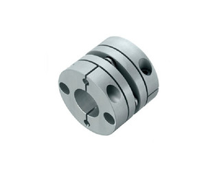 Wholesale flexible motor shaft couplings resale online - New Flexible Aluminum alloys Single Diaphragm coupling servo and stepper motor shaft couplings D L D1 and D2 are to14 MM