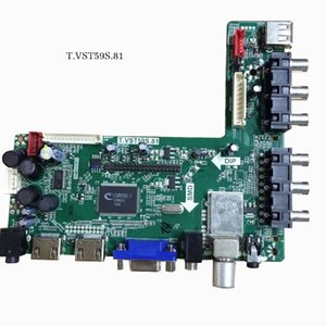 Wholesale v59s driver board D driver board LED HDTV board LED HDTV board