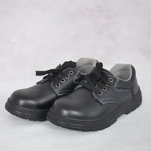 Men's Shoes for labour protection, Oil resistance and Acid alkali resistance, Anti Smashing Safety Shoes, Rubber sole #303 on Sale
