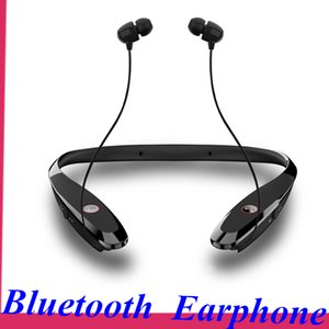 Wholesale HBS S Bluetooth Wireless Sports Headset HBS S Headphone Earphone Noise Cancellation Stereo Earphones For Smartphone