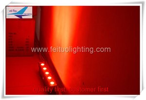 Wholesale washer sales for sale - Group buy 2016 hot sale leds w rgbwa uv in1 led wash x18w outdoor wall washer led wall washer light