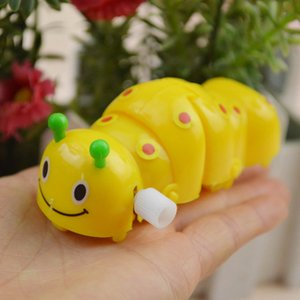 Primary and middle school students prizes gifts creative chain caterpillar clockwork toys wholesale children's toys for their children on Sale