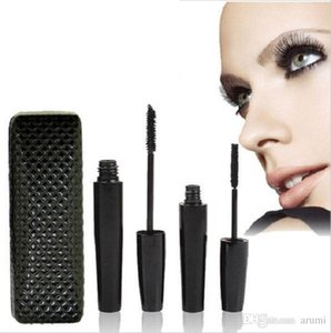 Wholesale In tock Top Quality newest version Barcode MASCARA D FIBER LASHES Black waterproof double mascara