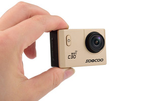Wholesale new Arrival SOOCOO C30 Wifi Ultra HD K fps Screen Angle Adjustable Waterproof Outdoor Sports Action Camera