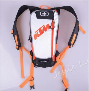 OGIO motorcycle Motocross KTM Hydration pack new style bags Travel bags racing packages Bicycle helmet pack water bag BB-KTM-06
