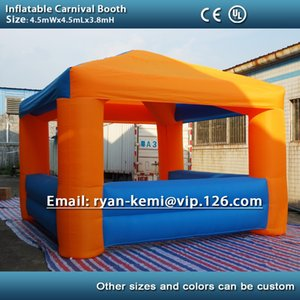 Wholesale Custom m inflatable carnival booth promotional inflatable bar inflatable advertising tent