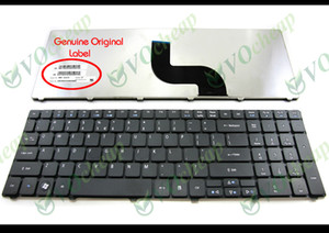 Wholesale Genuine New Notebook Laptop keyboard FOR Acer Aspire G g T G Z Black