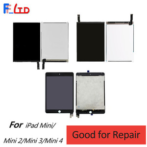 100% Tested lcd for iPad Mini Mini 2 3 4 LCD Display Screen Repalcement without Digitizer Touch Free DHL Shipping
