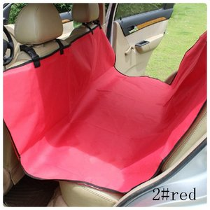 car pet seat covers Universal waterproof hammock style scratch proof 600D Oxford fabric easy use