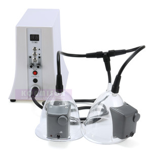 Wholesale 2016 New Arrival Breast Enlargement Machine For Breast Buttock Enlarge With Vacuum Pump Breast Enhancer Massager DHL