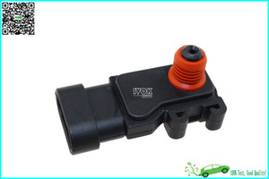 1 Bar Map Sensor For Chevy Cobalt Colorado Corvette Equinox HHR Impala Malibu Monte Carlo S10 SSR Camaro Cavalier 16212460, 90063543 on Sale