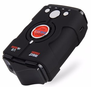 Wholesale High Quality Car Trucker Speed V8 Laser Radar Detector with Voice Alert Warning 16 Band Auto 360 Degrees Speed Control System