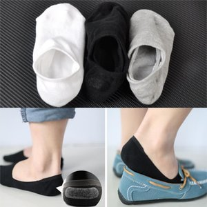 Wholesale New Pairs Elastic Men Bamboo Fiber No show Loafer Boat Liner Casual Socks Low Cut Brief Invisible Shallow Mouth Slippers Socks