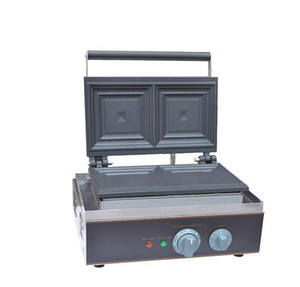 Wholesale bread machines for sale - Group buy V V Sandwich Machine Toasted Bread waffle baker