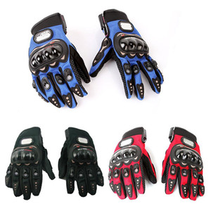 Wholesale Tactical Motorcycle Bike Bicycle Full Finger Protective Gear Racing Gloves Performance Racing Accessories Parts