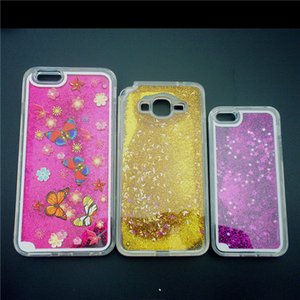 Wholesale Low Price New Product D PC Liquid Star Sand Quicksand Phone Case for iPhone s for Samsung Mobile Case
