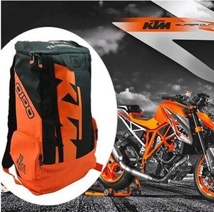 new KTM motorcycle riding backpack bag motorcycle bag Knight outdoor shoulder bag computer bag Travel bags racing packages