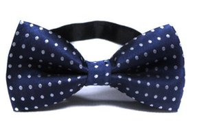 2016 New Men's Bow Adult married men Dress tie Dot Tie-dyed polyester necktie collar flower Dress Accessories