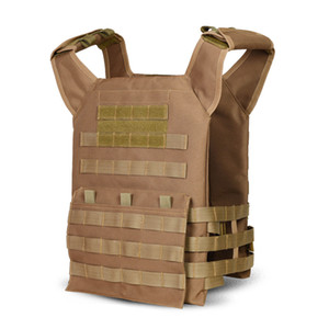 Lightweight JPC Modular MolleTactical Hunting Vest,Ballistic Armor Plate Carrier,Outdoor CS Field Protection Kit with Quick Response Syetem