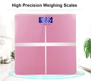 Weighing Scale floor scales household electronic Body bariatric LCD display 180KG 0.1KG Balance Weight Device on Sale