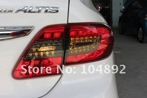 Wholesale [ Free Shipping ] Hot Sale Led Rear Light Led Rear Lamp Led Tail Lamp For Toyota Corolla 2011'