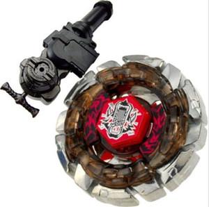 1Pcs Retail 4D Bayblade Dark Wolf DF145FS Metal Fusion 4D bayblade BB29 Bayblade +L-R Starter Launcher + Hand Grip
