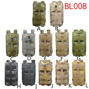 Wholesale Cool CS Military Backpack Camouflage Bags Climbing Mountain Adult Outdoors Backpacks Waterproof Oxford Cloth Fast Shipping