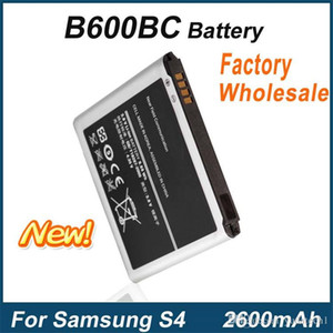 Wholesale High Quality For Samsung Galaxy S4 i9500 i9505 i9295 Mobile Phone B600BC Battery Factory Price Fast Delivery