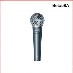 High quality Beta58A version vocal Karaoke microfone dynamic wired handheld microphone free shipping