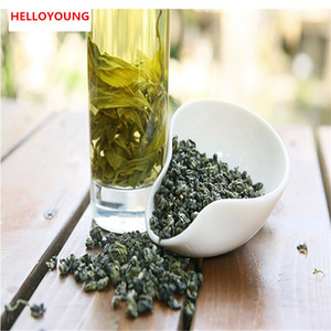 Wholesale bi luo chun resale online - Hot sales C LC016 New Fresh Snail Spring Bi Luo Chun g BiLuoChun Green Tea Spring New Green Food Tea Health Care Products