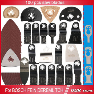 Wholesale fein multi resale online - Hot sale oscillating multi tool saw blades accessories fit for multifunction electric tool as Fein power tool Dremel etc