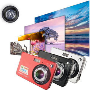 Wholesale 18MP Inch TFT LCD Digital Cameras Video Recorder P HD Camera X Digital Zoom DV Anti shake