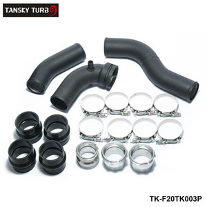 Wholesale turbo charged for sale - Group buy TANSKY Turbo Boost pipe Intake Turbo Charge Pipe Cooling kit For BMW F20 F30 F31 N20 i i i TK F20TK003P